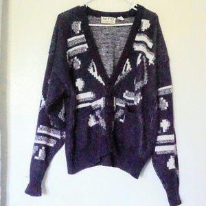 "MTO Sweaters - MTO International vintage ""grandpa"" sweater"